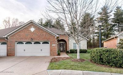 Louisville Single Family Home For Sale: 10704 Riva Rd