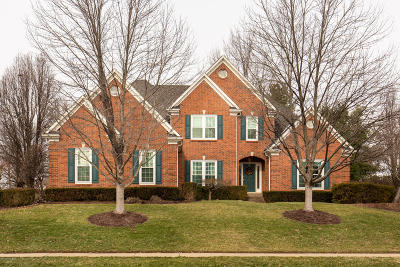 Oldham County Single Family Home For Sale: 12920 Crestmoor Cir