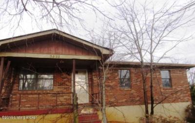 Elizabethtown Single Family Home For Sale: 3822 Deer Haven Dr