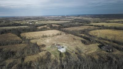 Taylorsville Farm For Sale: Tract 2 Burns Ln