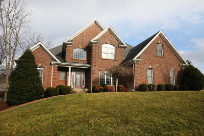 Single Family Home For Sale: 5407 Merribrook Ln
