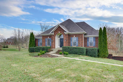 Oldham County Single Family Home For Sale: 2602 Sycamore Run Ct