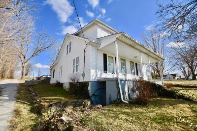 Single Family Home For Sale: 413 Perryville Rd