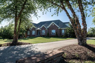 Crestwood Single Family Home For Sale: 7304 Abbott Glen Dr