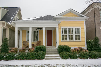 Single Family Home Active Under Contract: 10716 Jimson St