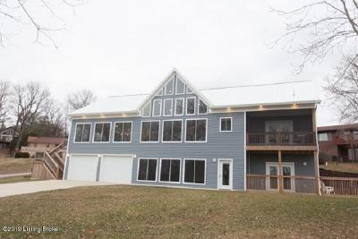 Meade County Single Family Home For Sale: 214 Wingate Rd