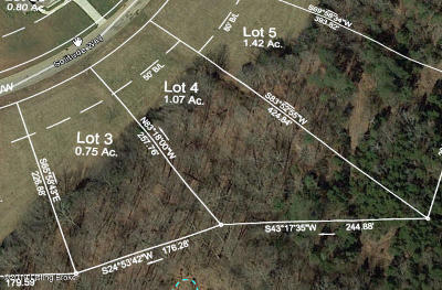 Shepherdsville Residential Lots & Land For Sale: Lot 4 Solitude Way
