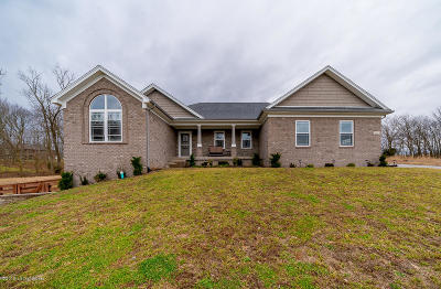 Taylorsville Single Family Home For Sale: 342 Curtis Way