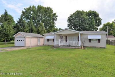 Gallatin County Single Family Home For Sale: 100 Morton Ave
