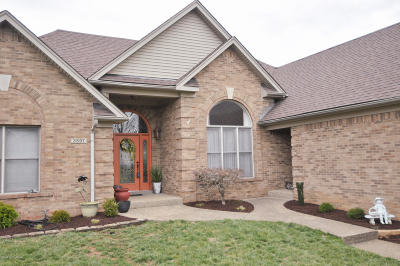 Shepherdsville Single Family Home For Sale: 3597 Willow Way