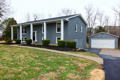 Bowling Green Single Family Home For Sale: 1626 Osage Ct