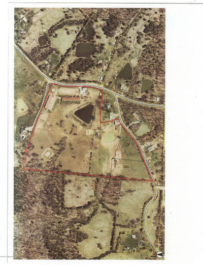 Louisville Residential Lots & Land For Sale: 4806 Thurman Rd