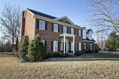Prospect Single Family Home For Sale: 7202 Deer Ridge Rd