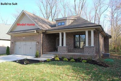 Single Family Home For Sale: 3914 Jefferson Park Pl