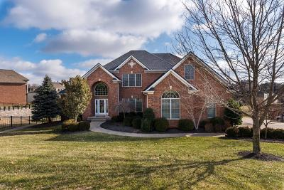 Floyds Knobs Single Family Home For Sale: 4107 Versailles Ct