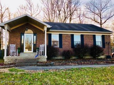 Bullitt County Single Family Home For Sale: 379 River Oaks Dr