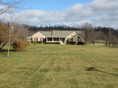 Meade County Single Family Home For Sale: 2552 St Martin Rd