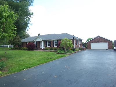 Bardstown Single Family Home For Sale: 762 Poplar Flat Rd