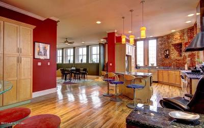 Louisville Condo/Townhouse For Sale: 133 S 3rd St #502