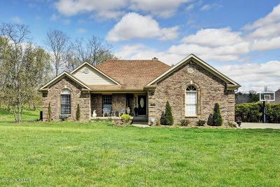 Crestwood Single Family Home For Sale: 7505 Ashers Run Dr