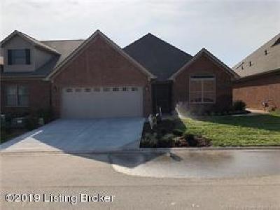 Jeffersonville Single Family Home For Sale: 2427 Aspen Way