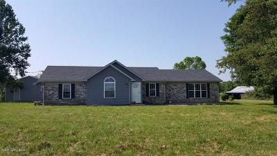 Single Family Home For Sale: 3255 Lawrenceburg Rd