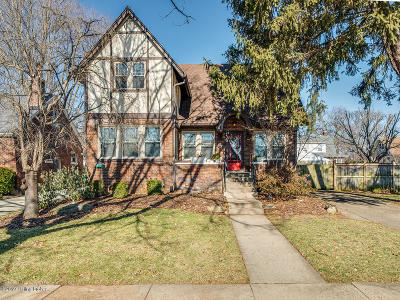 Louisville Single Family Home For Sale: 2171 Emerson Ave