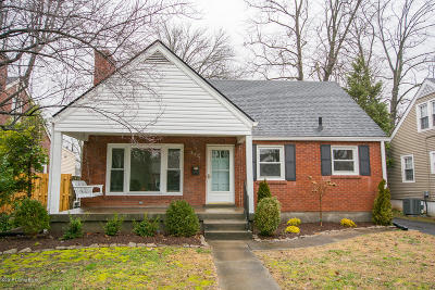 Single Family Home For Sale: 3331 Dayton Ave