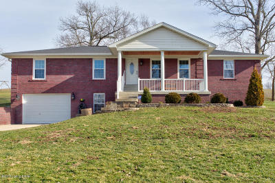 Taylorsville Single Family Home For Sale: 440 Shelbyville Rd