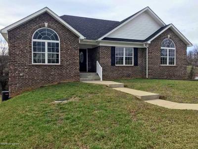 Bardstown Single Family Home For Sale: 110 N Howard St