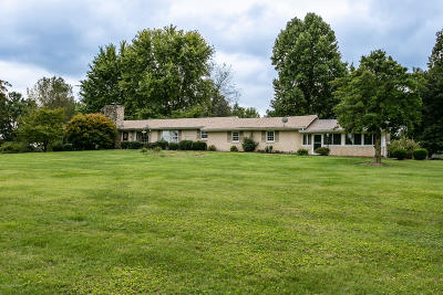 Meade County, Bullitt County, Hardin County Single Family Home For Sale: 108 Lakeview Dr
