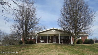 Henry County Farm For Sale: 598 Old Carmon Rd