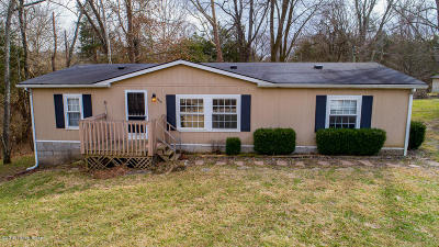 Louisville Single Family Home For Sale: 9295 Aiken Rd