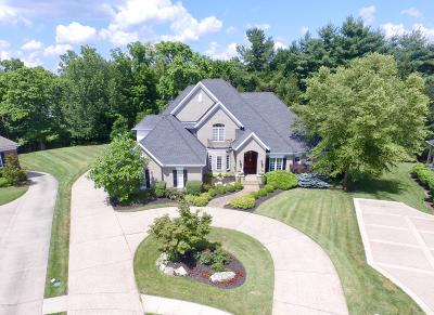 Louisville Single Family Home For Sale: 309 Mill Stream Pl