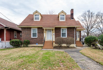 Louisville Single Family Home For Sale: 639 S 40th St