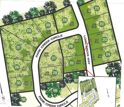 Louisville Residential Lots & Land For Sale: 18910 Long Grove Way