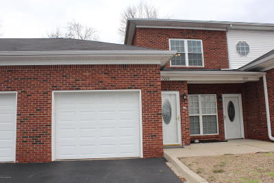 Louisville Condo/Townhouse For Sale: 7223 Correll Place Dr