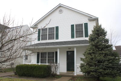 Louisville KY Single Family Home For Sale: $132,500