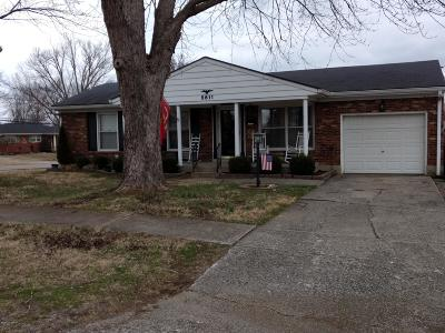 Louisville Single Family Home For Sale: 5611 Genny Ct