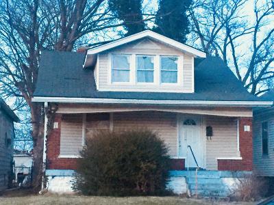 Louisville Single Family Home For Sale: 4033 W Muhammad Ali Blvd
