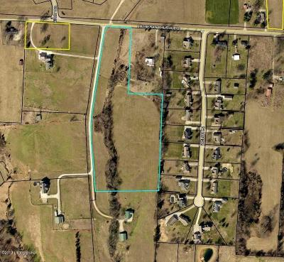 Bardstown Residential Lots & Land For Sale: Lutheran Church Rd