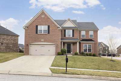Louisville Single Family Home For Sale: 18405 Standwick Dr