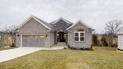 Taylorsville Single Family Home For Sale: Lot 28 Eaglesnest