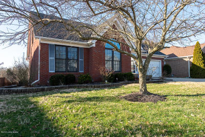 Louisville Single Family Home For Sale: 9216 Artis Way