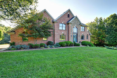 Louisville Single Family Home For Sale: 2404 Running Brook Trail