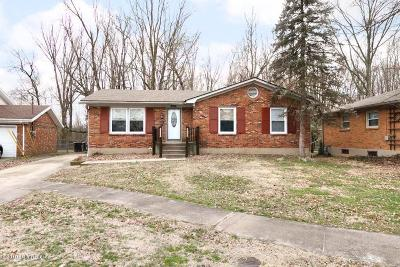 Louisville Single Family Home For Sale: 6212 Perma Dr