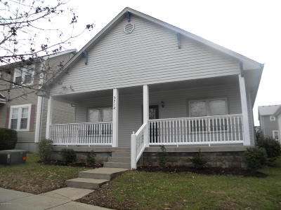 Louisville Single Family Home For Sale: 3712 Young Ave