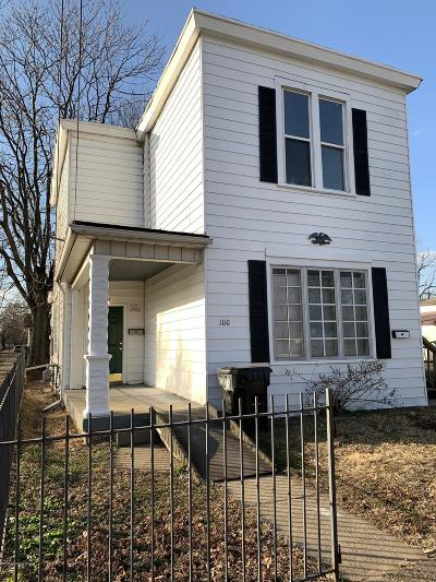 Louisville Multi Family Home For Sale: 100 N 26th