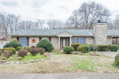 Louisville Single Family Home For Sale: 9510 Shoshone Way