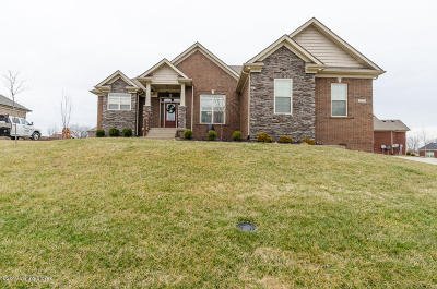 Shelbyville Single Family Home For Sale: 1052 Morning Glory Ln